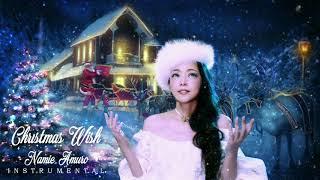 安室奈美恵 「Christmas Wish 」カラオケ ( インストゥルメンタル ) fro...