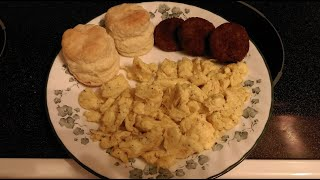 Scrambled Eggs - The Hillbilly Kitchen - Breakfast Series