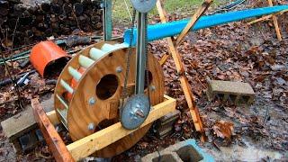 Waterwheel Returns