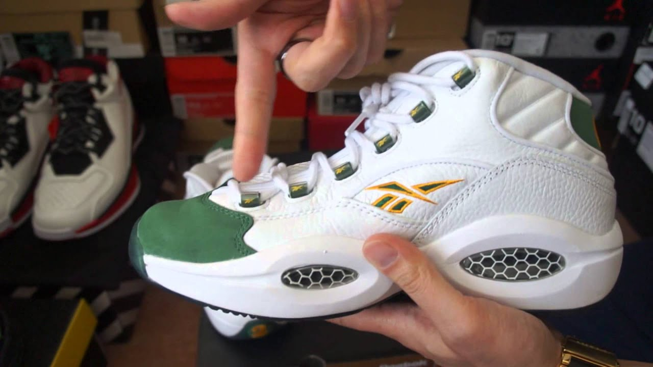 competitive price c532c 2abf1 Reebok Question Mid