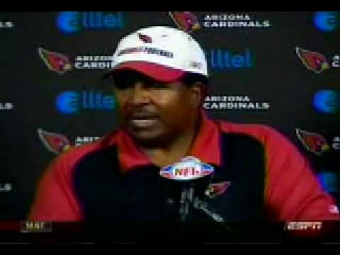 Dennis Green is listed (or ranked) 2 on the list The Best NFL Coach Rants