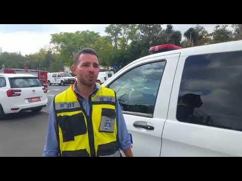 Policeman killed in MVA in Jerusalem District