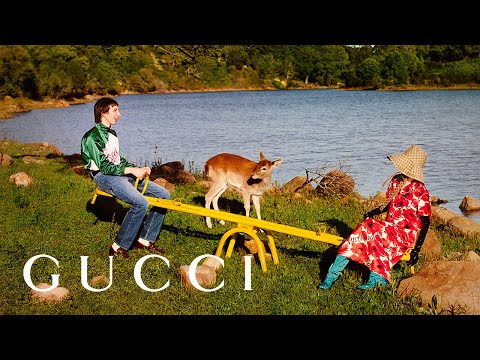 So Deer To Me: The Gucci Pre-Fall 2020 Campaign