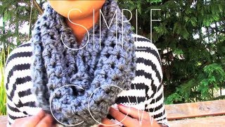 Repeat youtube video Simple Cowl