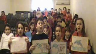2. Sınıflar İngilizce Etkinliği
