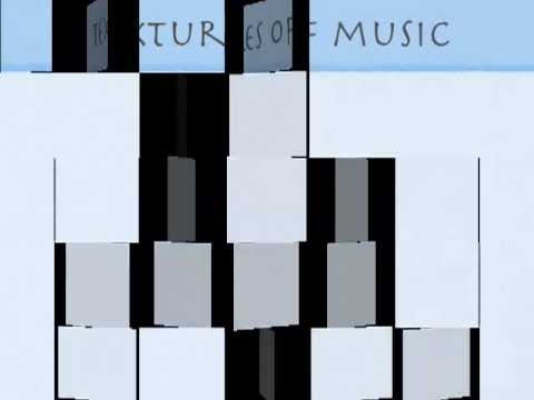 Musical Textures - Monophonic