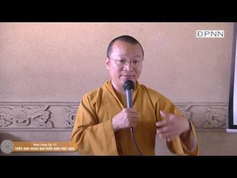 Kinh Lăng Già 13: Thiền định ngoại đạo và thiền định Phật giáo