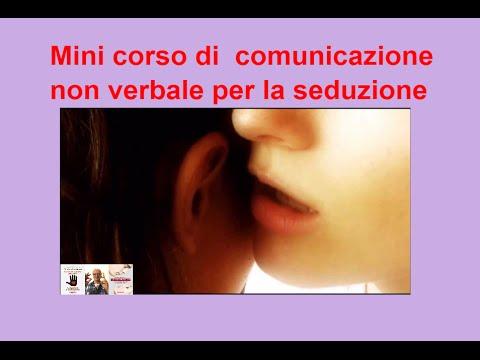 comunicazione non verbale seduzione gratis film video