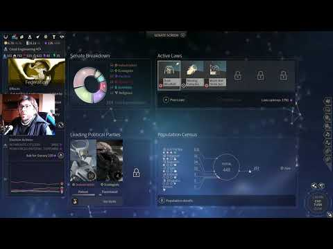 Endless Space 2 - How to Deal with Expansion Disapproval on Planets Count |