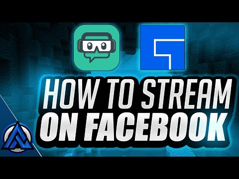 How to Stream on FACEBOOK With STREAMLABS OBS IN 2020!🔴