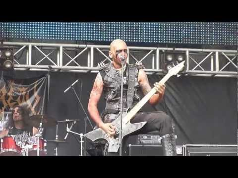 Impiety - Torment in Fire (Live in Hammersonic, 28 April 2012)