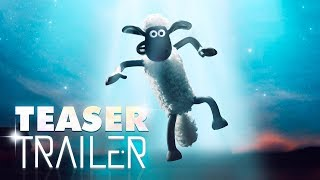 Shaun the Sheep Movie 2: Farmageddon – Teaser Trailer