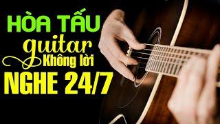 Nhạc Không Lời Thư Giãn Hay Nhất | Hòa Tấu Guitar Nhạc Vàng Hải Ngoại | Nhạc Không Quảng Cáo 24/24
