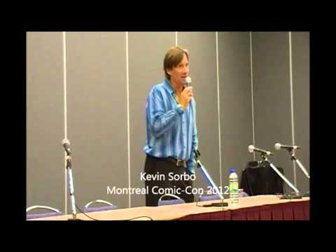 Kevin Sorbo - Montreal Comic-Con 2012 - Complete Full Panel