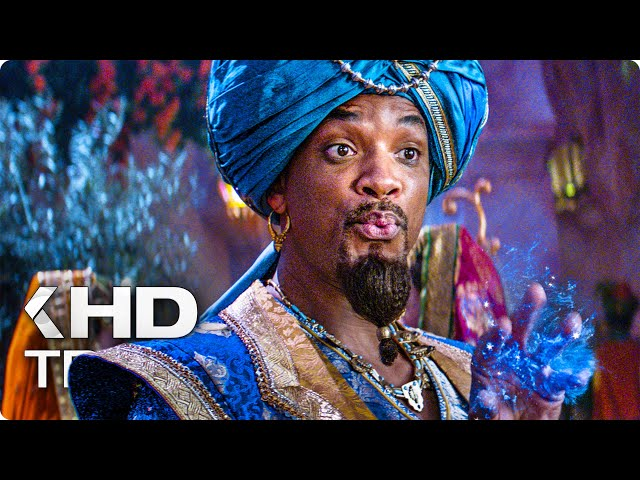 ALADDIN Trailer German Deutsch (2019)