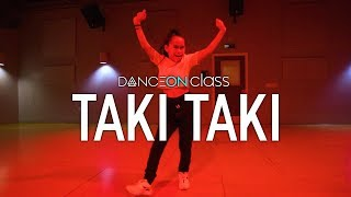 Download Video DJ Snake - Taki Taki ft. Selena Gomez, Ozuna & Cardi B | Amanda Lacount Choreography MP3 3GP MP4