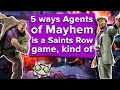 5 Ways Agents Of Mayhem Is A Saints Row Game Kind Of mp3