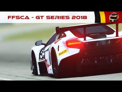FFSCA 2018 - Round 01 - GT Series (Istanbul) [FR ᴴᴰ]