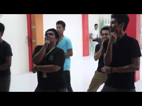 PSY - Gentleman (Dance Cover) @ AMA Computer College Lipa Campus