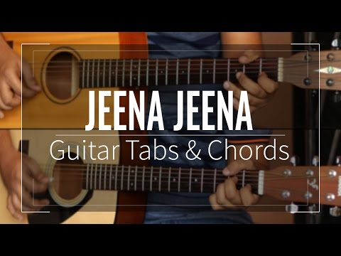 Guitar jeena jeena guitar tabs lesson : Jab Tak | M. S. Dhoni - Guitar Tabs (Lead) & Chords (Lesson/Tutor