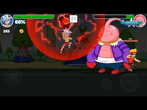 🥇 Unlock KOSU Master Ultra Instinct 💛 Stick Kung Fu Street Fight APK #2 💛 Stickman goku Saiyan #FHD - 동영상