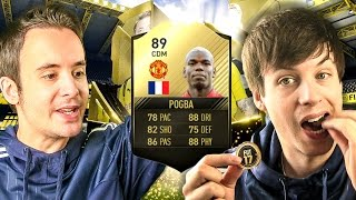 OMG 89 POGBA!!! - FIFA 17 PACK OPENING