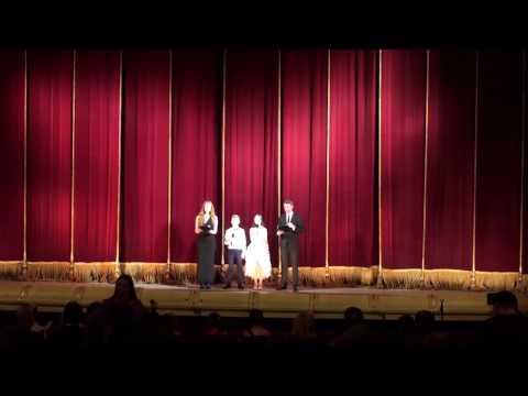 GRAND PRIX KIEV INTERNATIONAL BALLET FESTIVAL 2017, Gala concert