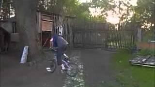 Houpačka BMX