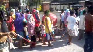 holy week sa maimpis san fernando pampanga 2014 part 1