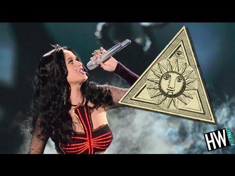 WTF! Katy Perry Super Bowl Halftime Show Illuminati Rumors! (Satanic Symbols?!)