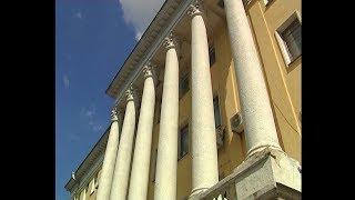 Челябинск. Здание Правительства области, 2002 год