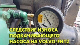 Соның салдарынан тозу топливоподкачивающего сорғының Volvo FH12