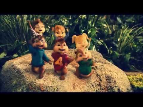 Alvin e os esquilos cantando Epitáfio Alok Titãs Braskar
