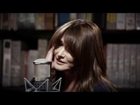 Carla Bruni - Enjoy The Silence - 6/12/2017 - Paste Studios, New York, NY