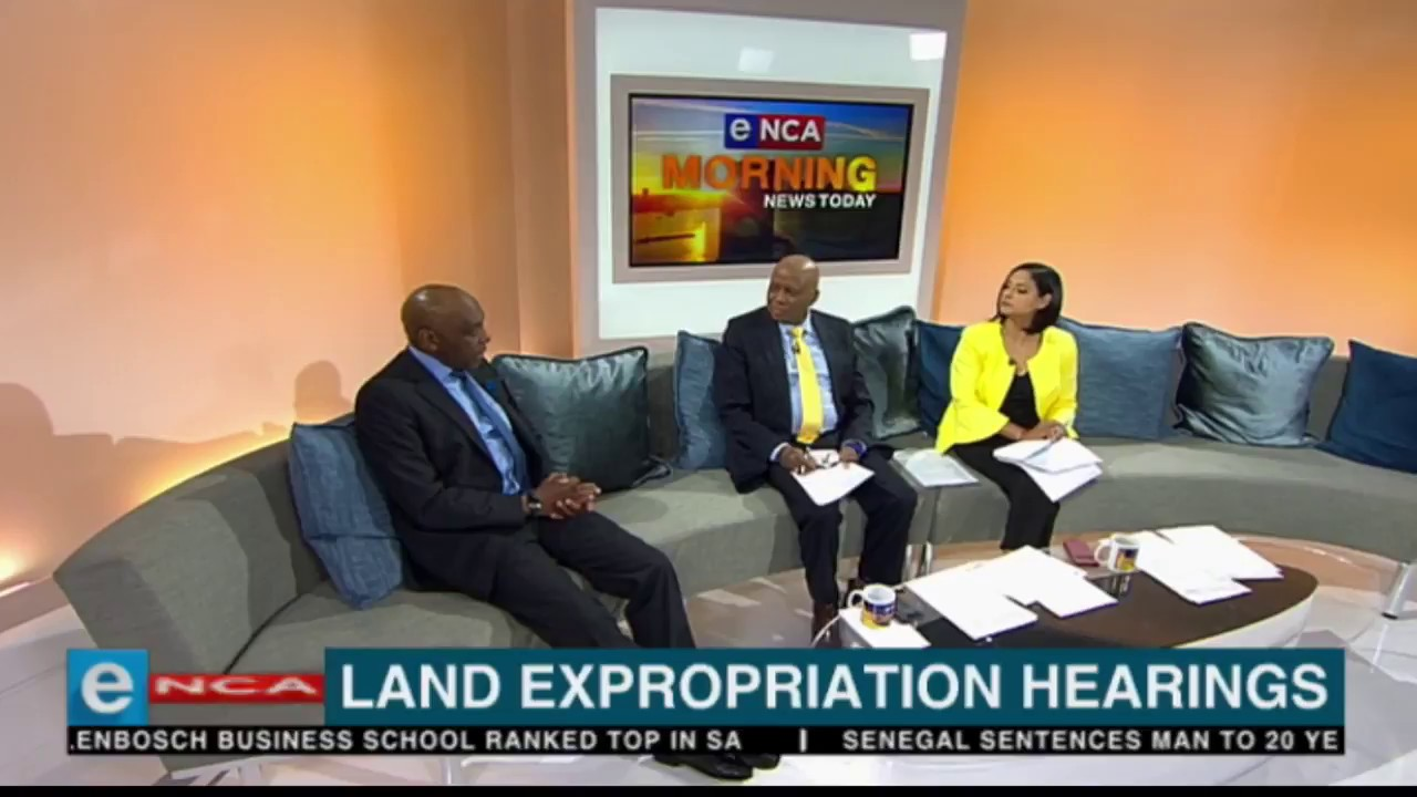 Land hearings drawing to a close