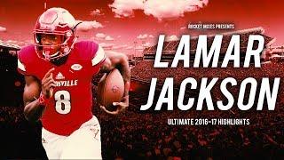 Lamar Jackson - 2016-17 Heisman Highlights