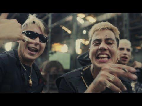 DUKI, Ysy A, Neo Pistea - TRAP N' EXPORT (Oficial) #ModoDiablo Shot by Ballve