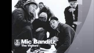 Mic Banditz POP the Bottle