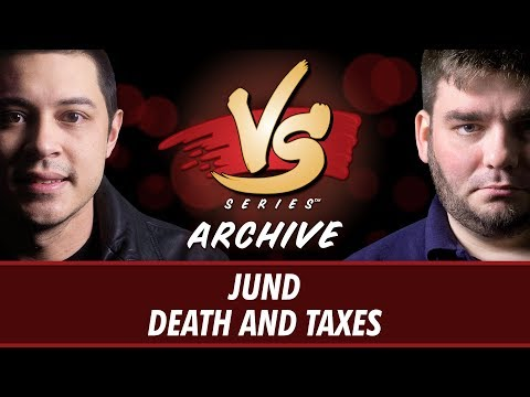 10/9/2017 - Tom Vs. Todd: Jund Vs. Death and Taxes [Modern]