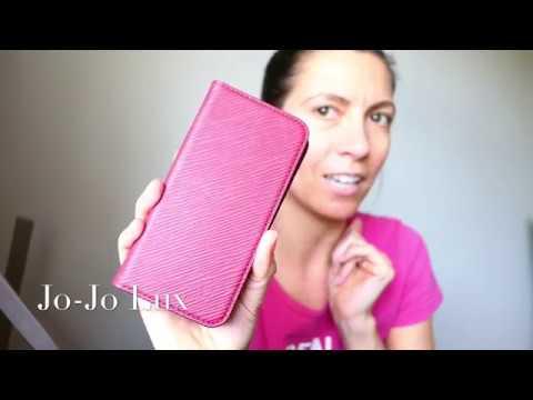 Louis Vuitton IPhone X Folio Case - Update After 4 Months