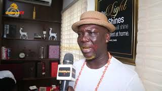 WHAT IS THE HOPE FOR A YOUNG NIGERIAN - COMEDIAN GORDONS, BEMOANING THE RECENT HIKE IN PETROL PRICE