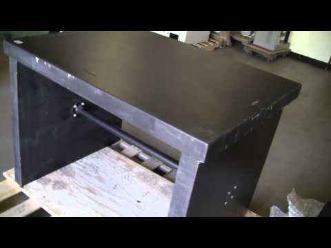 Epoxy Resin Balance Table 42 Inches