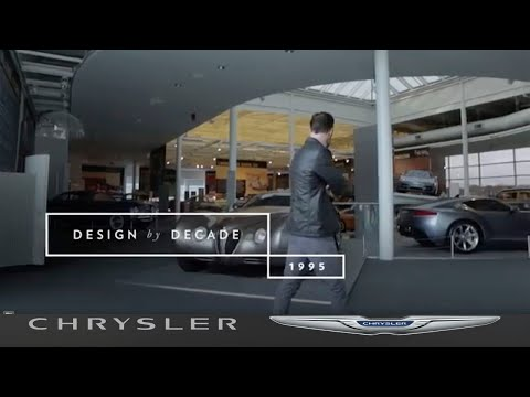 Chrysler | Design by Decade | Stance and Proportion