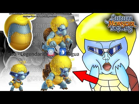 😍 IMIGBO EN MONSTER LEGENDS!! - Animaciones de las 3 etapas! 😍