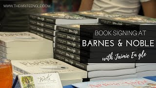 Indie Author Breaks the Barriers & Signs at Brick & Mortar Bookstore