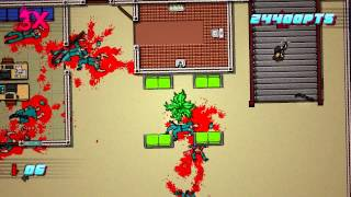 Hotline Miami 2 - Scene 23 - Caught - A+ Walkthrough