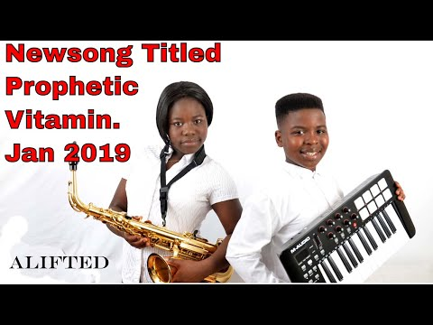 alifted---prophetic-vitamin-lyric-video,-sweet-gospel-music
