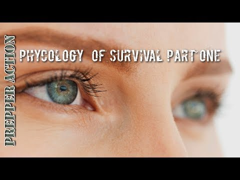 Psycology Of Survival US ARMY Field Manual