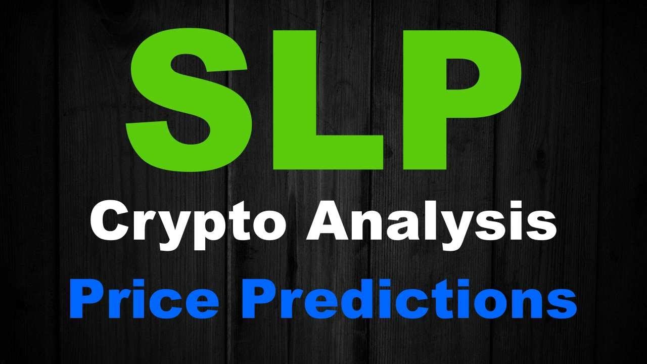 Download SLP Coin Price Prediction – Technical Analysis for Small Smooth Love Potion Token, October 2021