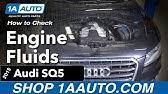 Audi q5 2013 V6T electronic steering problem - YouTube
